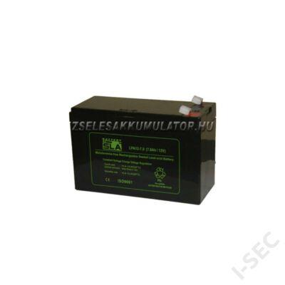 APC 12V 7Ah akkumulátor
