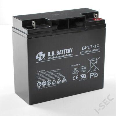 BB 12V 18Ah akkumulátor