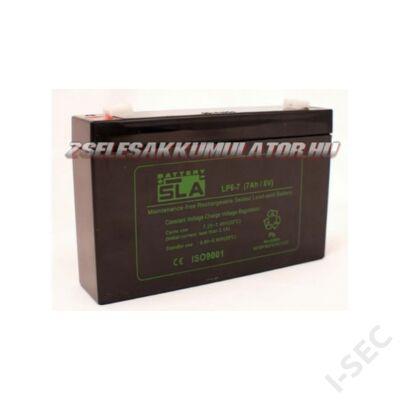 APC 6V 7Ah akkumulátor