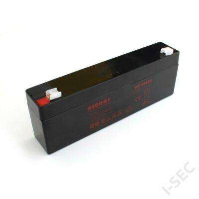Reddot 12V 2.2Ah akkumulátor