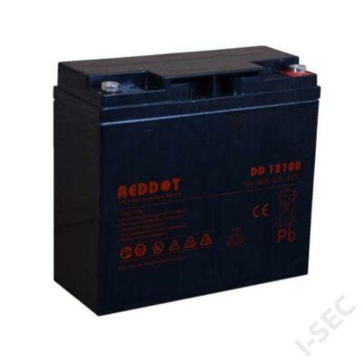 Reddot/APC 12V 18Ah akkumulátor