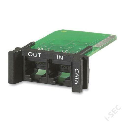 Túlfeszültségvédő modul, LAN, PNetR5