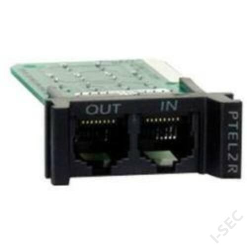PRM4 1U, 4 modul fogadására