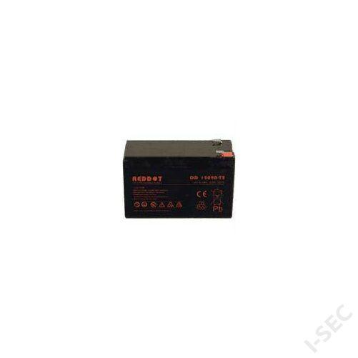 Reddot 12V 9Ah akkumulátor