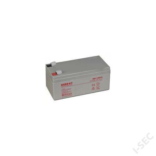 Reddot 12V 3Ah akkumulátor