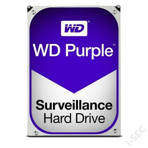 HDD 4TB merevlemez WD Purple PURX/PURZ