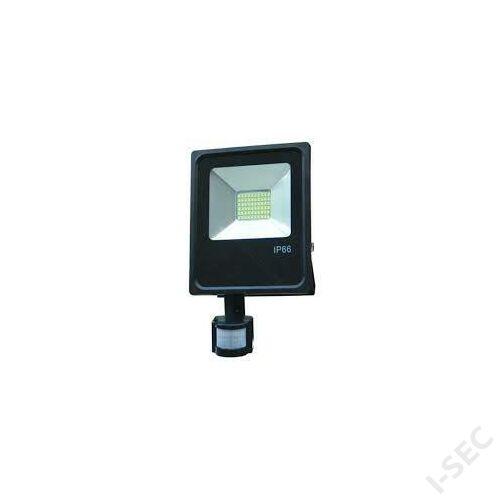 ISC M50 LED reflektor 50W/230V mozgásérzékelős