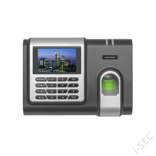 ISC TA-X628C-ID ujjlenyomat + kártya olvasós munkaidőnyilvántartó terminál