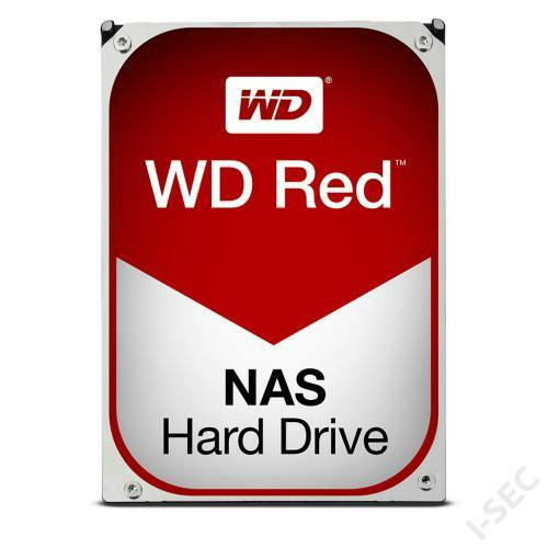 HDD 4TB WD40EFRX RED
