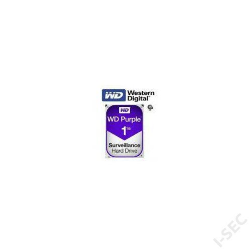 HDD 1TB merevlemez WD Purple (PURX/PURZ)