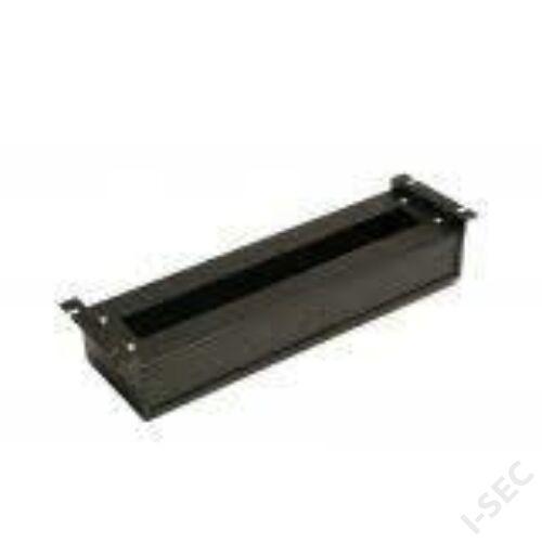 Rack DIN modul tartó 3U