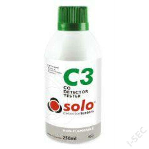 Solo C3 CO teszter