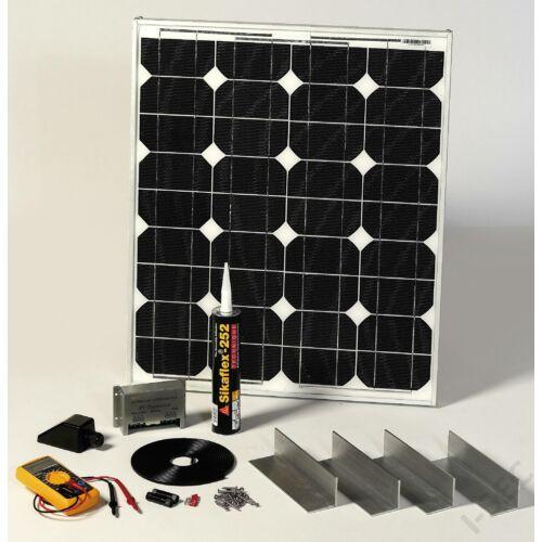 STP010 napelemes töltő készlet 12V/10W
