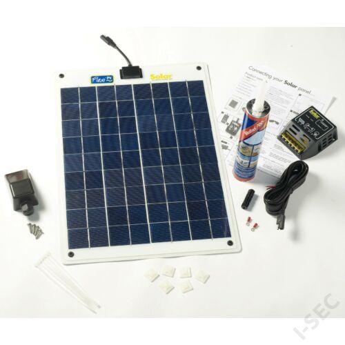 SFPP010 napelem panel 10W, flexibilis