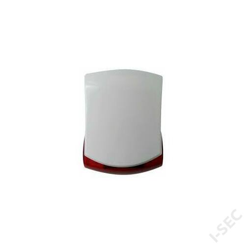 VL640 kültéri sziréna, villógóval