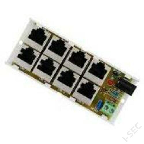 Pulsar 4 PoE port panel, 4x1.5A