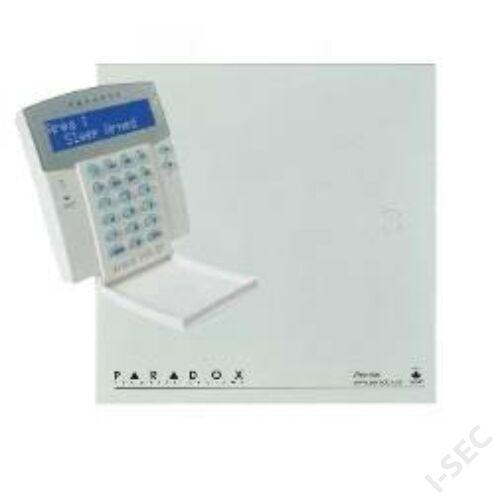 Paradox MG5050+K32LED+doboz+táp+tamper+zár  szett