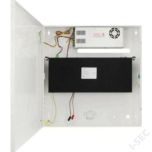 Pulsar 18 port switch (16 PoE, 2GB, 2SFP) fémdobozban