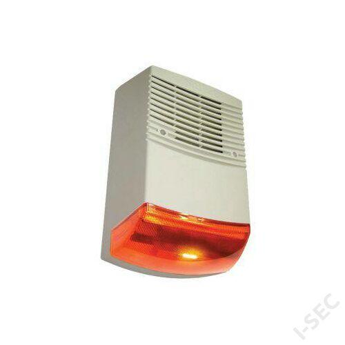 Kültéri hang-fényjelző programozható NS128XL
