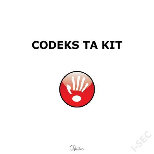 Jantar Codeks TA V10 + ADV beléptető szoftver