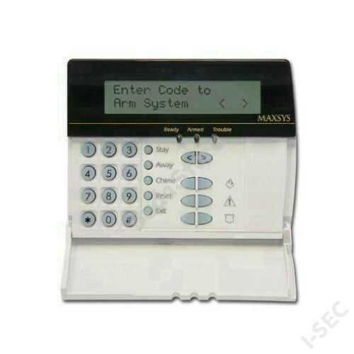 DSC LCD kezelő LCD4501