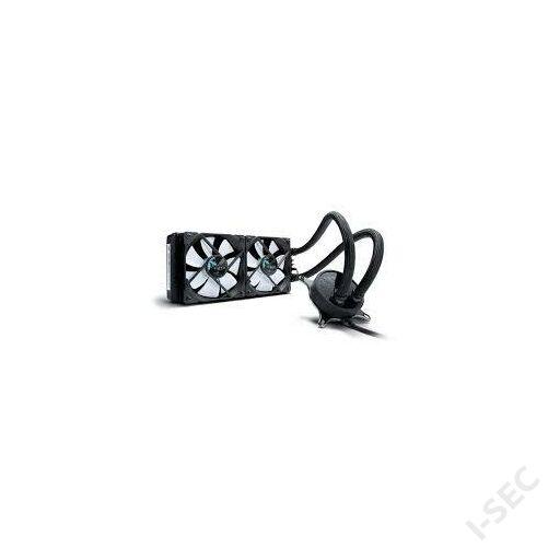 Fractal Design Celsius S24 Blackout vízhűtéses procihűtő