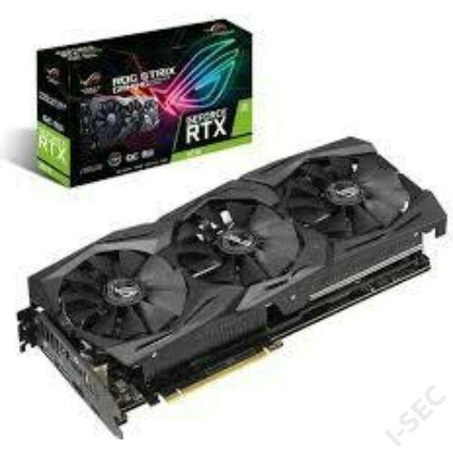ASUS ROG-STRIX-RTX2070S-8G-GAMING, nVIDIA 8GB GDDR6 256bit PCIe videokártya