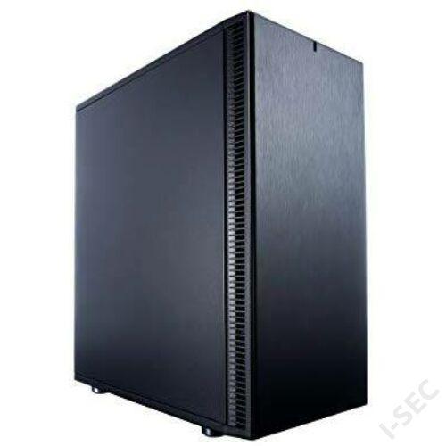 Számítógép ház Fractal Design DefineC Fekete (táp nélkül) ATX (FD-CA-DEF-C-BK)