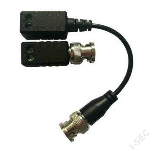 DS-1H18S/E-E Hikvision 1cs. TurboHD balun adó/vevő párban