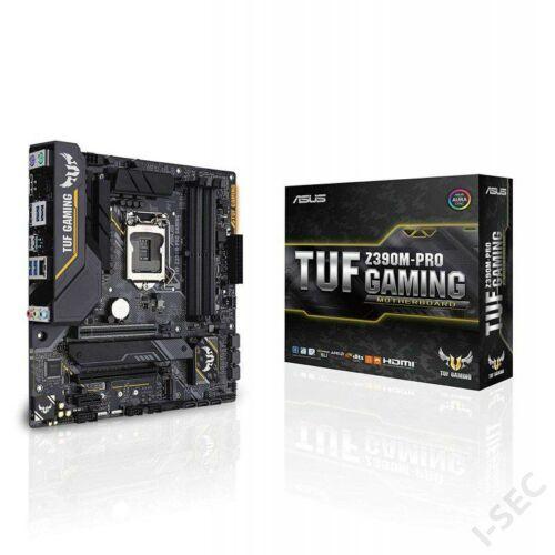 ASUS TUF  Intel Z390 LGA1151 ATX alaplap