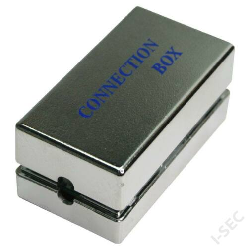 Cat5 SFTP betűzős toldó doboz