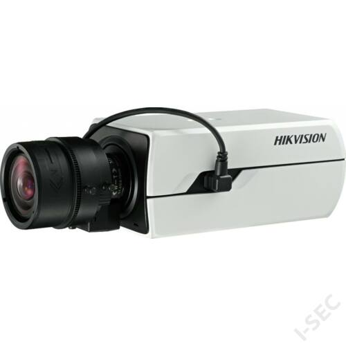 DS-2CE37U8T-A8 MP THD WDR boxkamera OSD menűvel