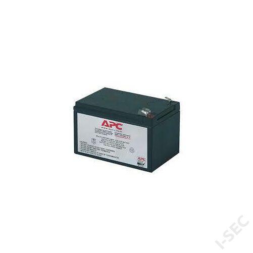 APC 12V 12Ah akkumulátor