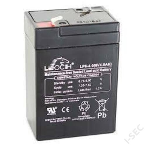 APC 6V 4Ah akkumulátor