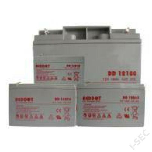 Reddot 12V 1,2Ah akkumulátor